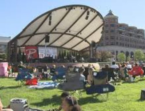 Concerts on the Square, Utterly Interesting exhibit & Kayaking in Wausau