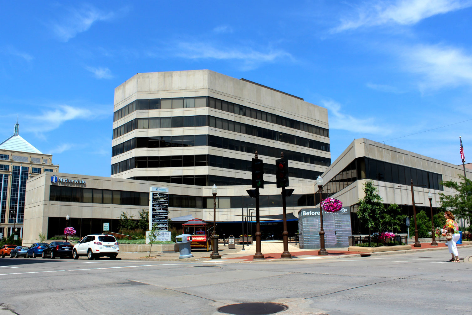 CitySquare Wausau Office Exterior