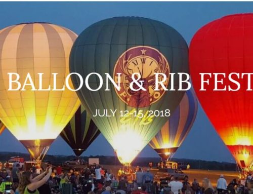 Rib Fest, Fireworks, Balloon Rally & More!