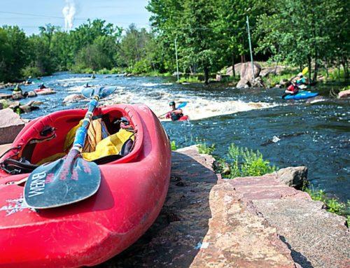 Return to World Class Kayaking, A Second Peek, & Hmong Fest!