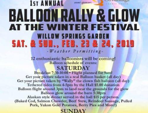WINTER FEST, BELUSHI, ICE FISHING DERBY & COLD BEER FEST!